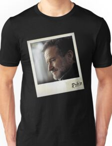 Robin Williams Photograph Unisex T-Shirt