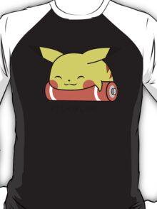 Recharging Pikachu T-Shirt