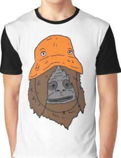 Sassy and the Orange Hat Graphic T-Shirt