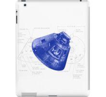 Apollo 11 Command Module Columbus iPad Case/Skin