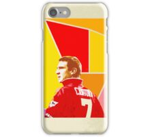 Cantona iPhone Case/Skin