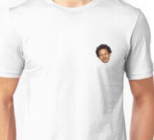 eric andre's tiny face Unisex T-Shirt