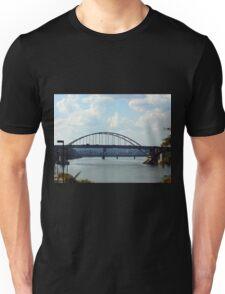 The Bridge That Refused To Die!!! Unisex T-Shirt