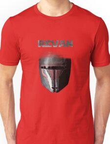 Star Wars: Knights of the Old Republic   Darth Revan Unisex T-Shirt