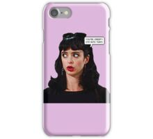 You're Creepy I'm Into That  iPhone Case/Skin