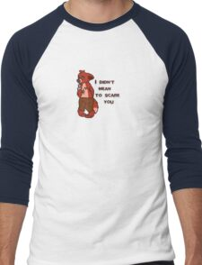 Innocent Foxy Men's Baseball ¾ T-Shirt