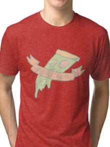 pizza Tri-blend T-Shirt