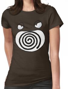 Poliwrath Shirt Womens Fitted T-Shirt