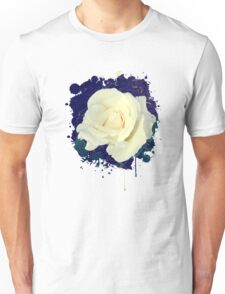 Secret Garden | Pure White Unisex T-Shirt