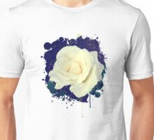 Secret Garden | Pure White Unisex T-Shirt