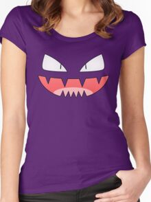 Haunter Shirt Women's Fitted Scoop T-Shirt
