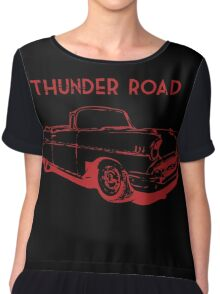 Thunder Road Chiffon Top