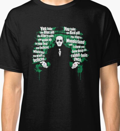 The choice of Morpheus Classic T-Shirt