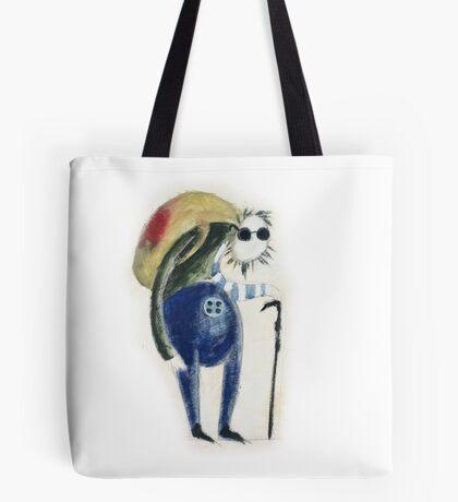 Nomad - illustration Tote Bag