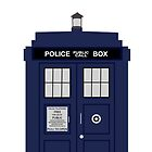 Doctor Who Tardis by frekly