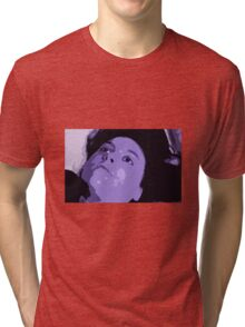 The Blue Mistress Tri-blend T-Shirt
