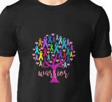Warrior Tree Unisex T-Shirt