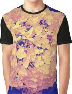 Secret Garden | Hydrangea Snowball Graphic T-Shirt
