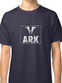 ARK Logo Distressed Classic T-Shirt