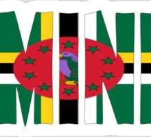 Dominica Sticker