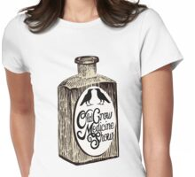 Old Crow Medicine Show Tonic Womens Fitted T-Shirt