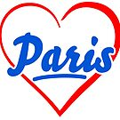Paris Heart by pda1986