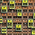PO BOX Duvet by GolemAura