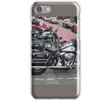 stylish transportation iPhone Case/Skin