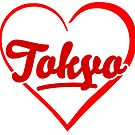 Tokyo Heart by pda1986