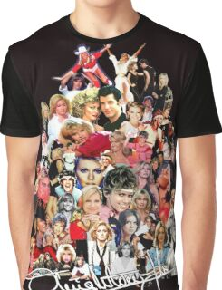 Olivia Newton-John  - Evolution Graphic T-Shirt