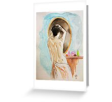 soft beauty...  Greeting Card