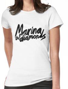 matd logo  Womens Fitted T-Shirt