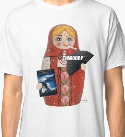 Katya Zamolodchikova Russian Doll Classic T-Shirt