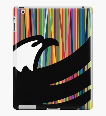 Libertarian Party Freedom Liberty Color Stems iPad Case/Skin