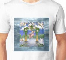 Swinging Toward the Swans Unisex T-Shirt