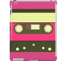 Pink Cassette Player iPad Case/Skin