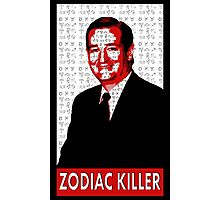 Ted Cruz the Zodiac Killer Photographic Print