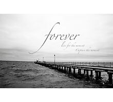 Forever Design Photographic Print