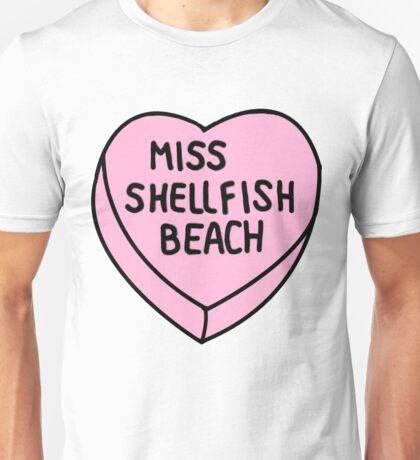 Miss Shellfish Beach MATD Unisex T-Shirt