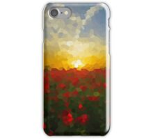 Drops of Love at Dawn iPhone Case/Skin