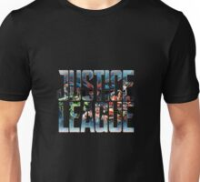 The Society League of Justice Unisex T-Shirt