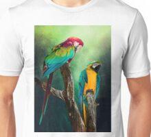 Macaw's Siesta Time Unisex T-Shirt