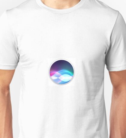 MacOS Sierra Siri Logo Apple Unisex T-Shirt