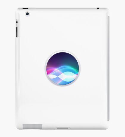 MacOS Sierra Siri Logo Apple iPad Case/Skin
