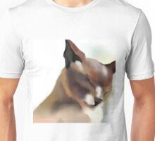 Content cat Unisex T-Shirt