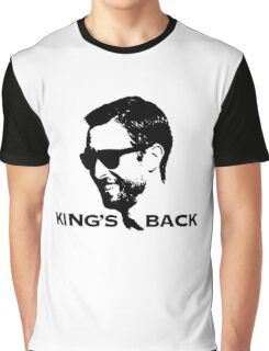 King's Back Graphic T-Shirt