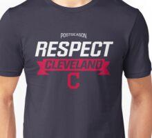 Cleveland Respect Unisex T-Shirt