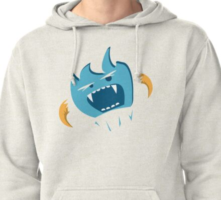 Amicable Yeti Pullover Hoodie