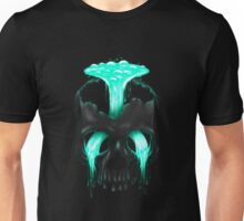 skull sad eye Unisex T-Shirt