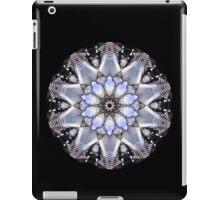 Chrome Motorbike Engine Kaleidoscope  iPad Case/Skin
